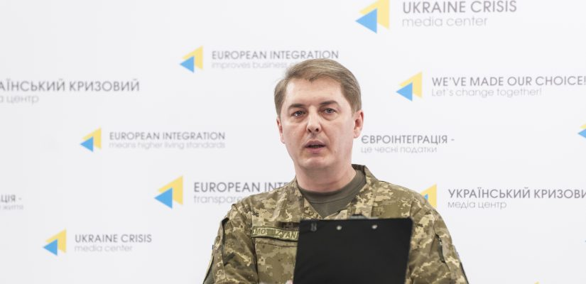 Ministry of Defense: Militants use armor, tanks and mortars from Chermalyk to Shyrokyne