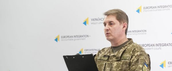 Defense Ministry: Militants use tanks, mortars and large artillery in Pavlopil – Shyrokyne frontline area