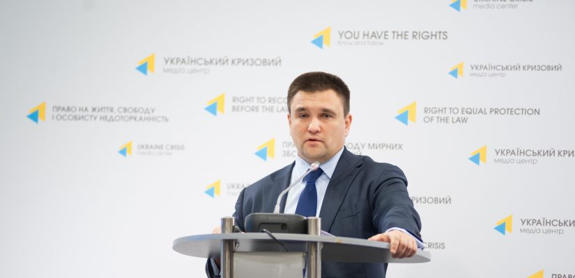 German Ambassador's statement about elections in Donbas will not harm bilateral relations – Pavlo Klimkin