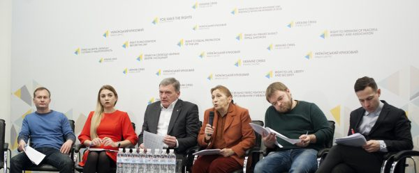 Temporarily occupied territories in Donbas and the blockade: action to take – opinion poll, experts