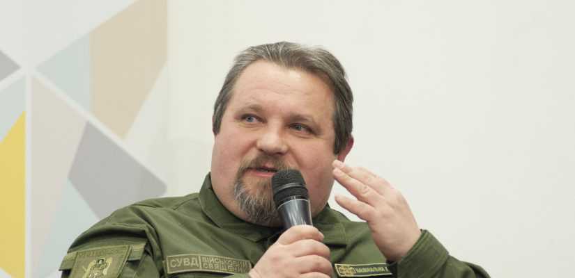 Chaplains to receive official positions in the National Guard military units
