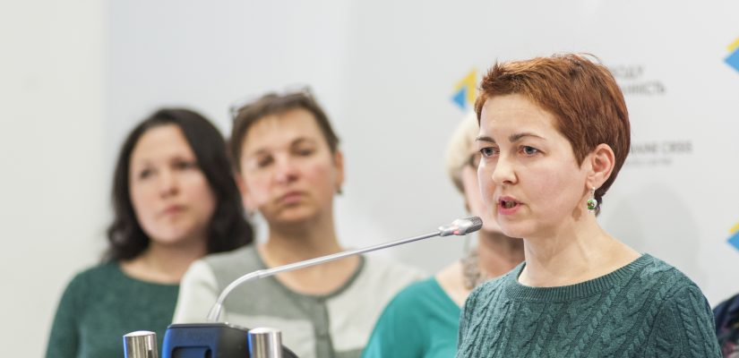 NGOs report to UN Committee to cast light on the state of discrimination against women in Ukraine