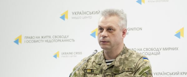 Ministry of Defense: Militants use Grad MRLS in Avdiivka industrial area