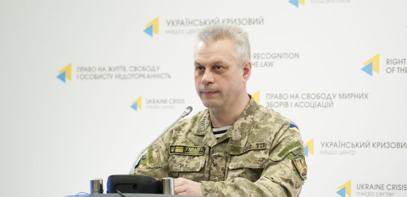 Ministry of Defense: Armed Forces of Ukraine incur no losses yesterday, militants use heavy armor in all sectors