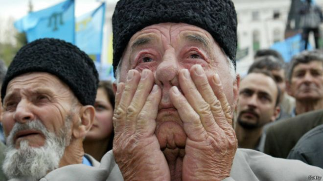 Deportation of Crimean Tatars: Q&A