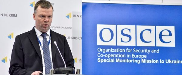 OSCE SMM: The number of ceasefire violations increased by 25% last week