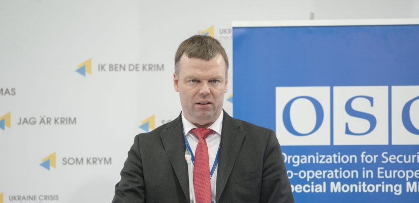 OSCE: Almost 15 thousand cases of ceasefire violations registered last week