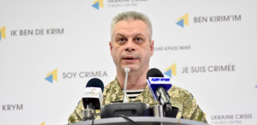 Ministry of Defense: No fatal casualties in ATO zone yesterday, five Ukrainian servicemen wounded