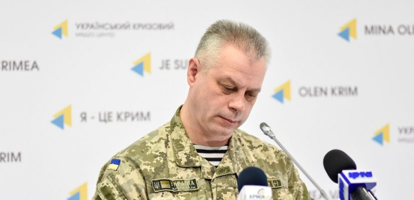 Ministry of Defense: Militants thrice shell Avdiivka with mortars