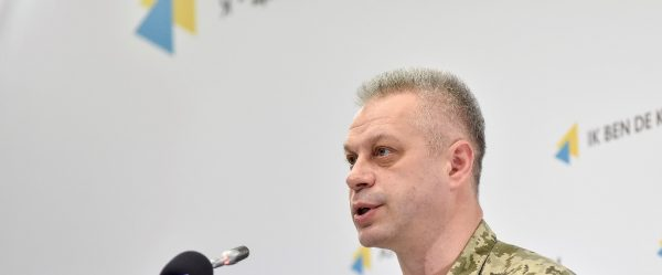 Defense Ministry: A relatively calm day for Eastern Ukraine