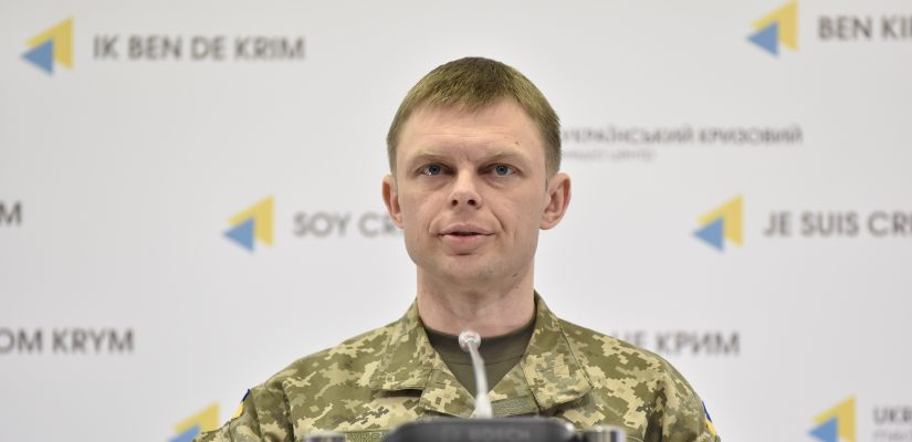 Ministry of Defense: Russia-backed militants extensively use Minsk-proscribed Grad MLRS, heavy artillery, and mortars