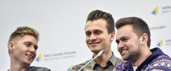 Eurovision is something you wake up with and live with permanently – hosts of the contest