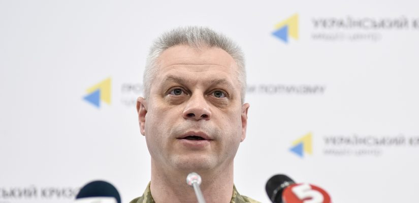 Ministry of Defense: Ukrainian Armed Forces incur no casualties yesterday