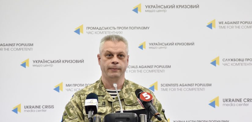 Ministry of Defense: Militants use mortars in Pavlopil, Hnutove and Vodiane