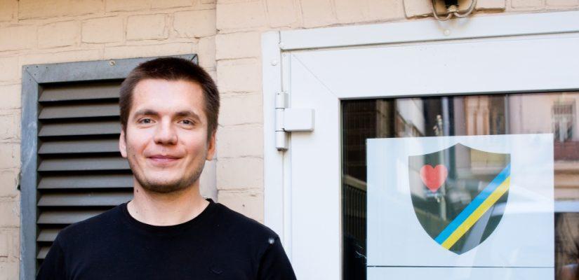 """Kremlin's goal was Crimea, Donbas is just a tool,"" – interview with volunteer Vitalii Deineha"