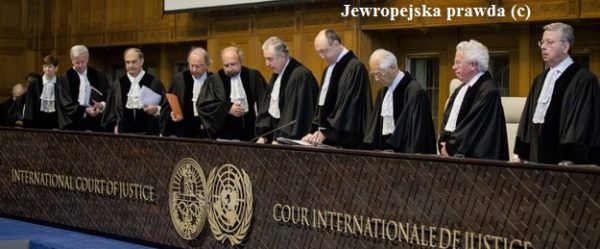 International Court of Justice makes an intermediate decision in the Ukraine vs. Russia case