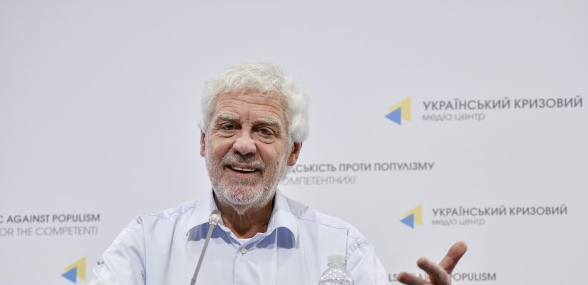 """Ukraine's Economic Potential is Tremendous"": interview with Sybe Schaap, senator"