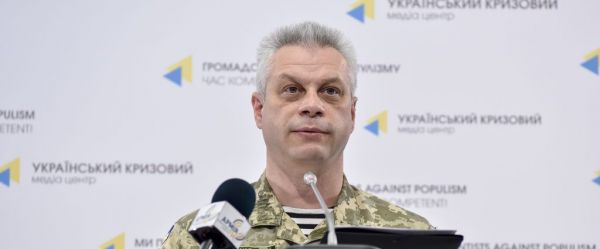 Situation in Donetsk sector remains difficult along entire frontline