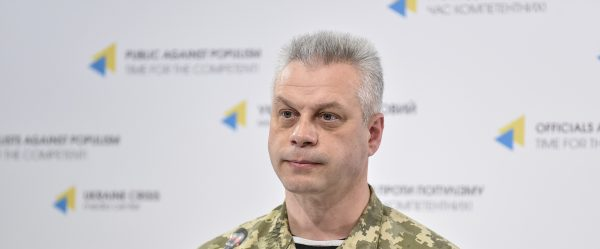 Ministry of Defense: Militants escalate attacks in Luhansk sector