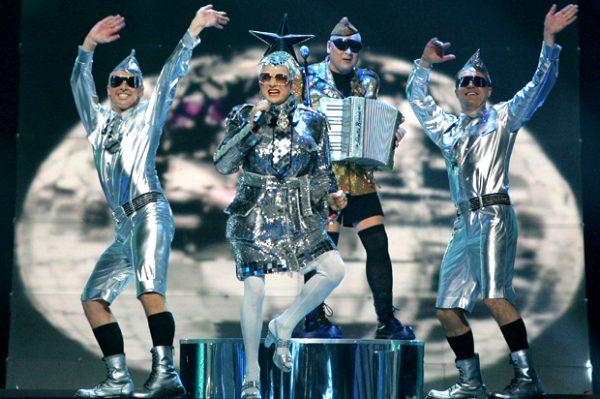 Eurovision 2008 Ukraine: Ani Lorak - Shady Lady