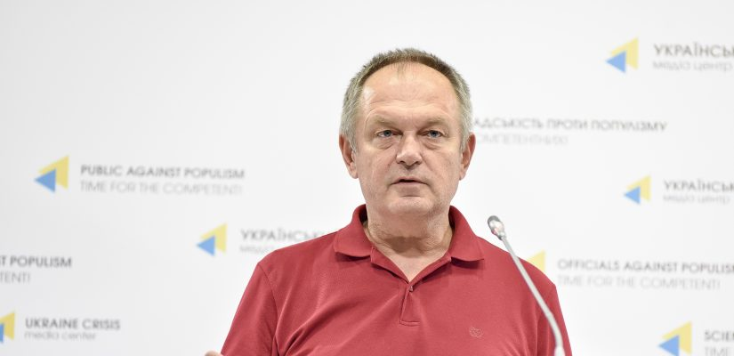 "Because of the Minsk agreements the situation remains ""neither peace nor war"" – the head of the Civil Organization ""Center for Strategic Studies"""