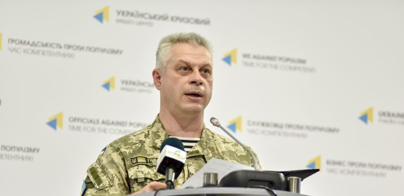 Ministry of Defense: Ukrainian troops incur no losses yesterday, detain Russian colonel