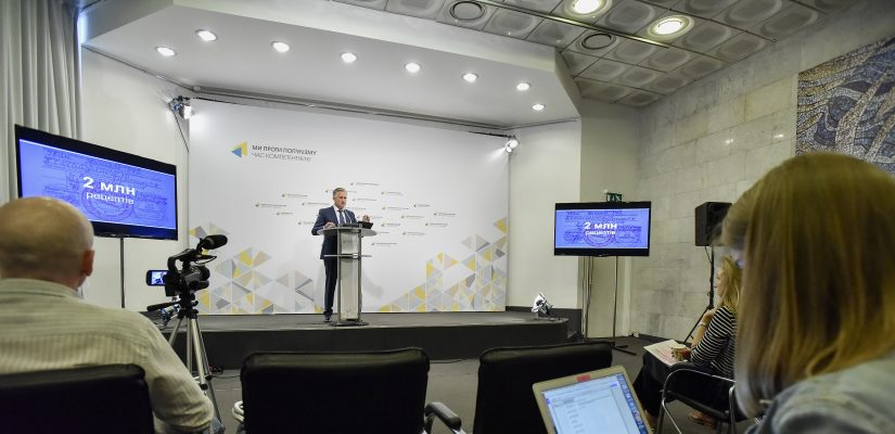 "Ministry of Health: Over a million of Ukrainians used opportunities provided by the program ""Affordable medicines"""