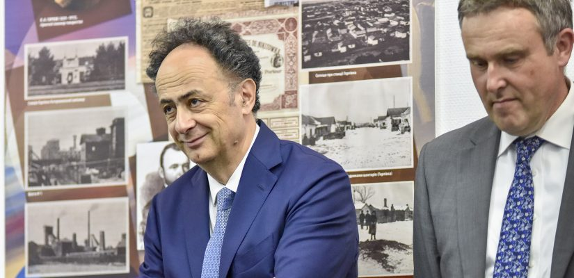 Exhibition on French investment in Ukraine at the turn of the XX century opens in Kyiv