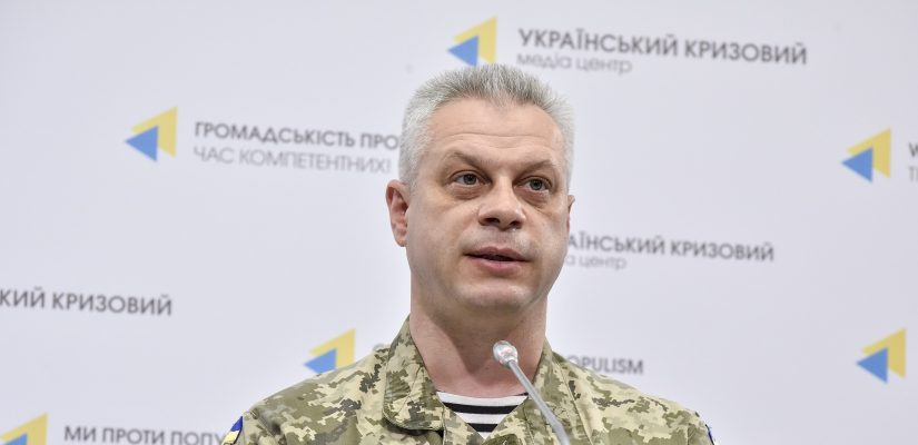 Ministry of Defense: Ukrainian Armed Forces incur no losses yesterday