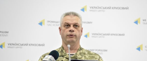 Ministry of Defense: SMM OSCE representative office comes under militant fire in Popasna