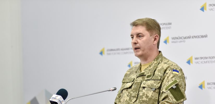 Ministry of Defense: Militants attack only once on Luhansk sector