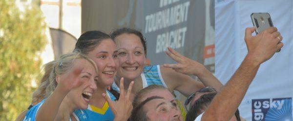 Basket 3×3, World cup : l'équipe féminine ukrainienne si proche du Graal nantais
