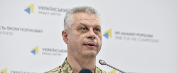 Ministry of Defense: Militants use mortars, artillery, tanks and Grad-P near Krasnohorivka, kill four Ukrainian troops