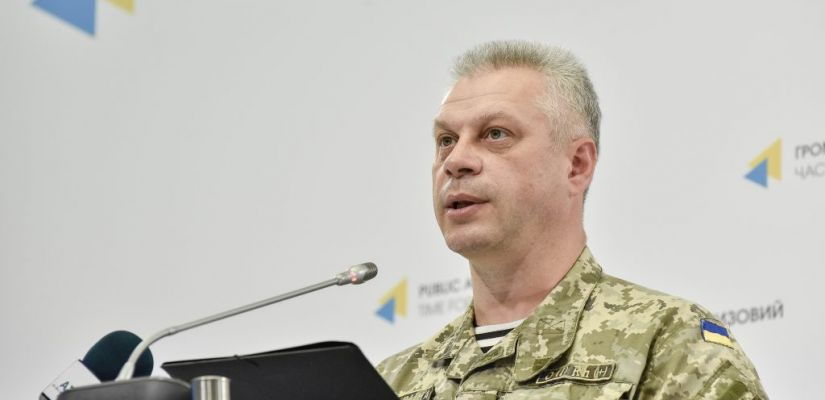 Ministry of Defense: Five Ukrainian troops killed, eight wounded, and one captured yesterday