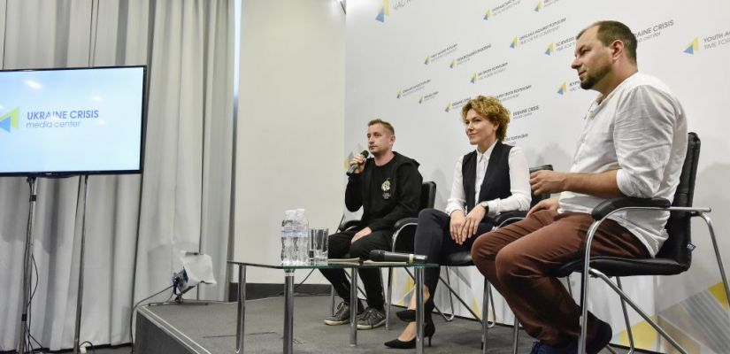 Serhiy Zhadan Charitable Foundation organizes a literary and musical festival in Kharkiv region