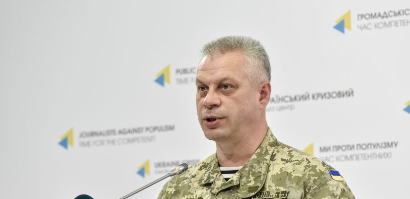 Ministry of Defense: Militants fire over thirty 120-mm mortar rounds near Bakhmut road