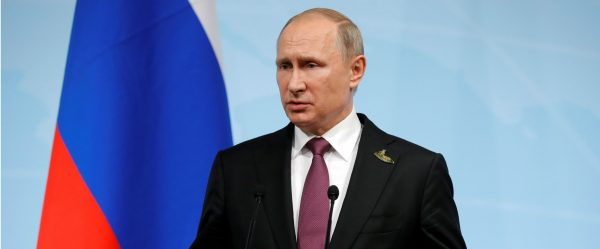 Putin Still in Denial over the Loss of Ukraine