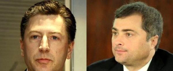Volker vs Surkov. What awaits Ukraine?