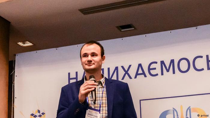 The youngest village head in Ukraine