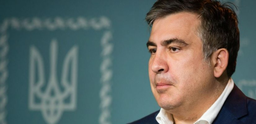 Mikheil Saakashvili: Avakov and Poroshenko shared the country between themselves