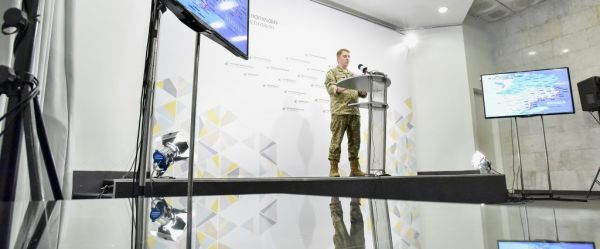 Ministry of Defense: Militants shell Maryinka with tanks and APCs