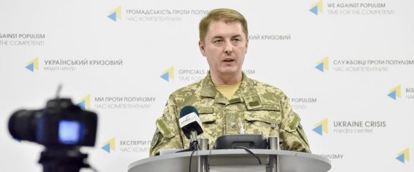 Ministry of Defense: Militants use mortars in Luhansk sector