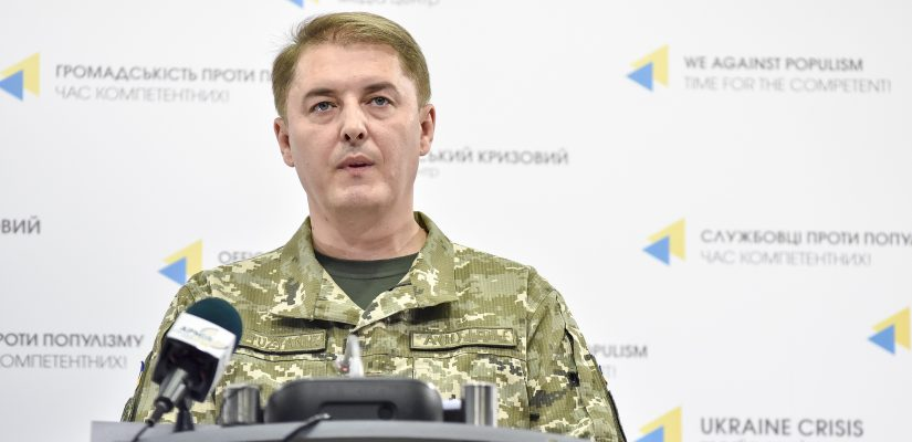 Ministry of Defense: Militants attack for 18 successive hours in Mariupol sector