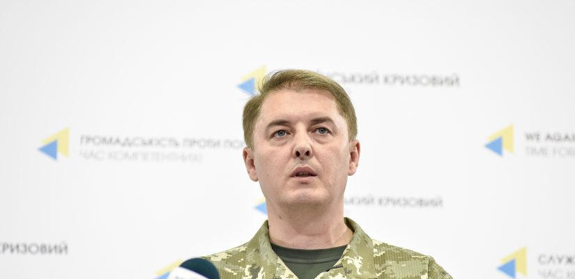 Ministry of Defense: Militants engage civilians at Maiorsk checkpoint