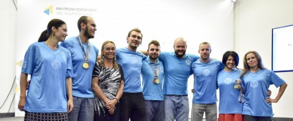 "Ukrainian team ""Salsa Dragonboat"" wins the European Championship"