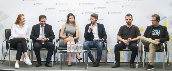 Eight IT-product prototypes for banking system created at first Connect Ukraine Fest