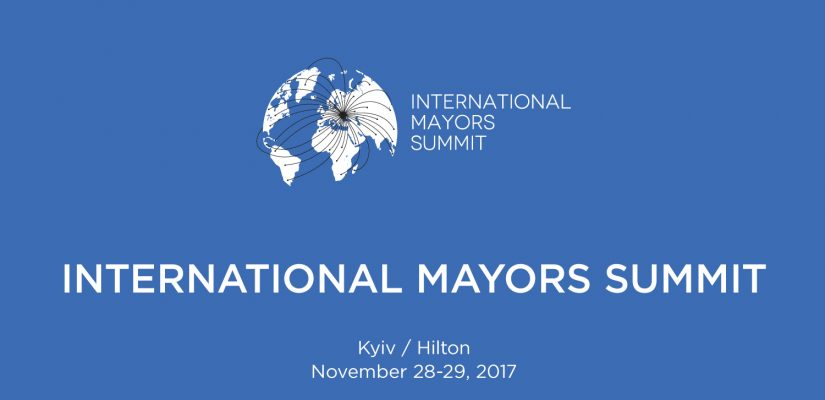 City mayors from Ukraine and abroad will meet in Kyiv in November