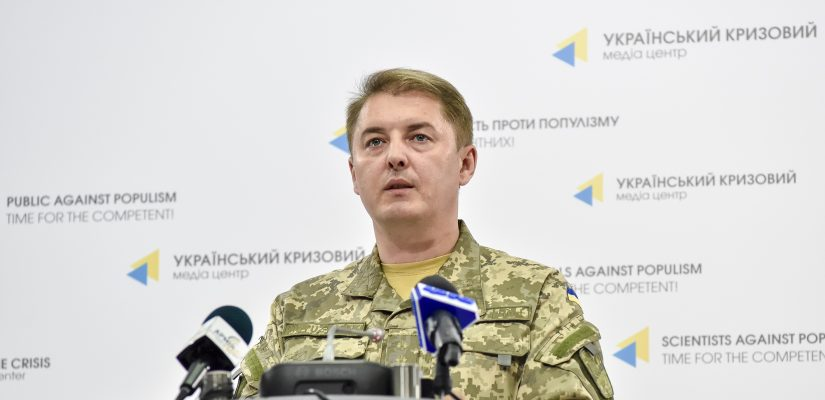 Ministry of Defense: Militants' disperse heavy weapon attacks across ATO zone