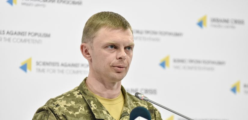 Ministry of Defense: Militants commit fifty-two ceasefire violations in eastern Ukraine