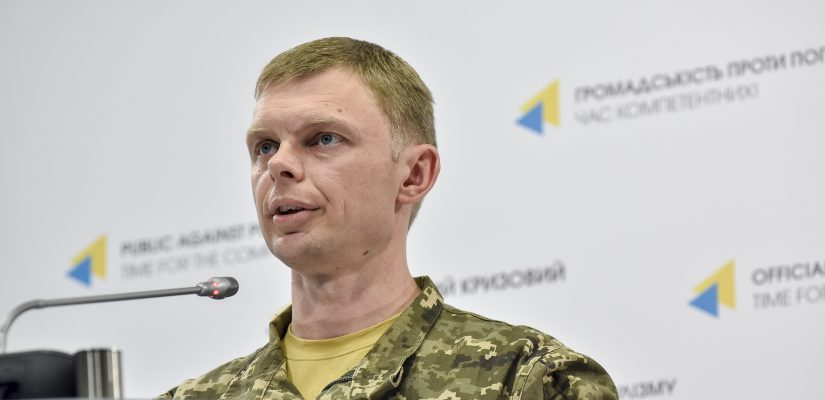 Ministry of Defense: Militants violate ceasefire once, in Donetsk sector